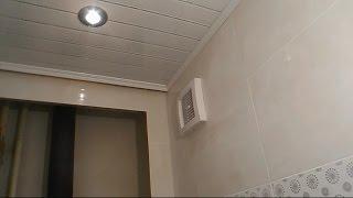 Короб для шторы-роллета в туалете(В видео показано и рассказано о том как оригинальным способом спрятать коммуникации и канализационные..., 2014-09-07T21:04:47.000Z)