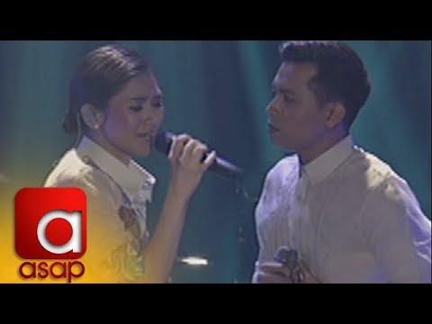ASAP: Sarah Geronimo and Jason Dy sing 'Di Lang Ikaw'