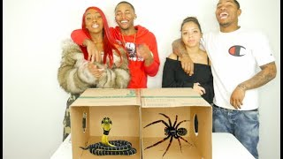 What's in THE BOX Challenge (PART 2)!!!!