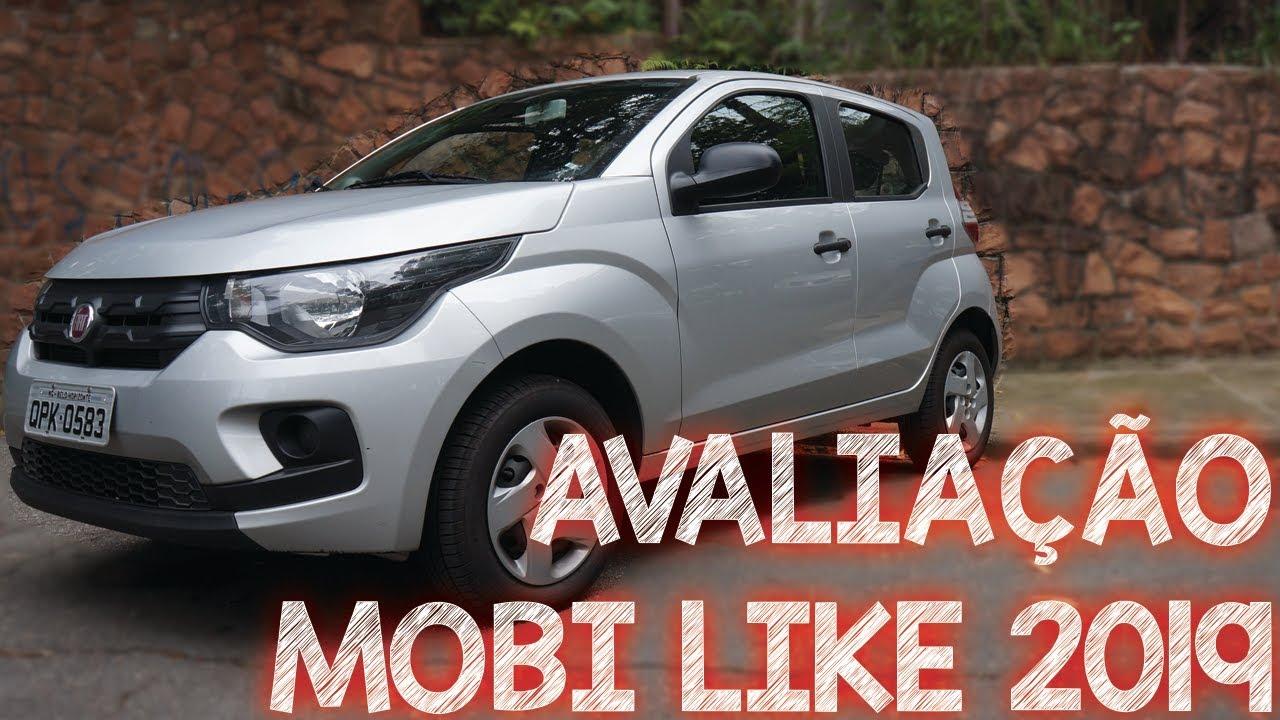 Avalia U00e7 U00e3o Fiat Mobi Like 4 Cilindros 2019 1 0