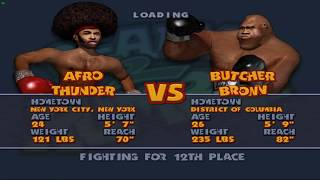 Ready 2 Rumble Boxing: Round 2 — Afro Thunder (60fps)