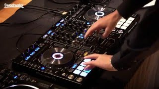 Pioneer DJ DDJ-RX rekordbox Controller Demo by Sweetwater