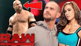 wwe breaking news cm punk returning to wwe update goldberg comments on cm punk being in ufc wwe
