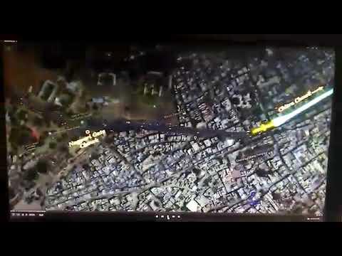 Nagpuri Gate  Flyover ( full view) Amravati