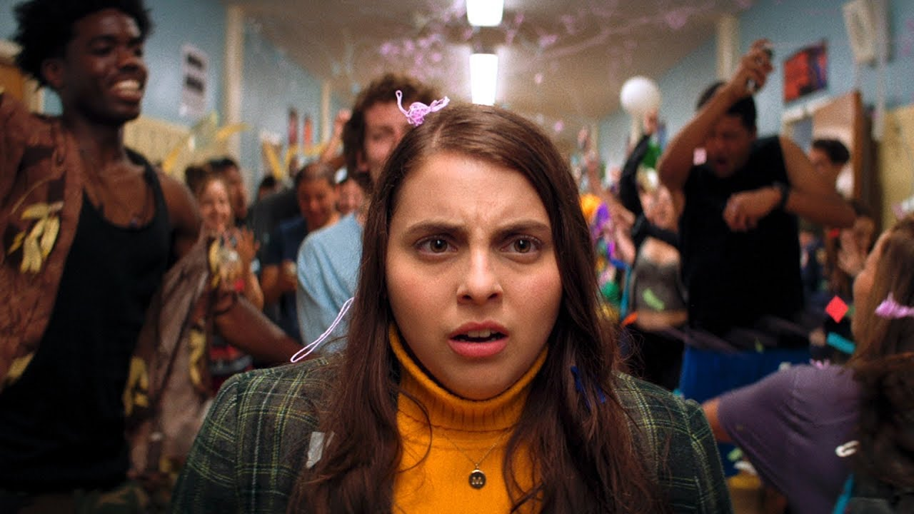 booksmart pussy beanie feldstein kaitlyn dever roost hats come trailer williams jessica intersectional