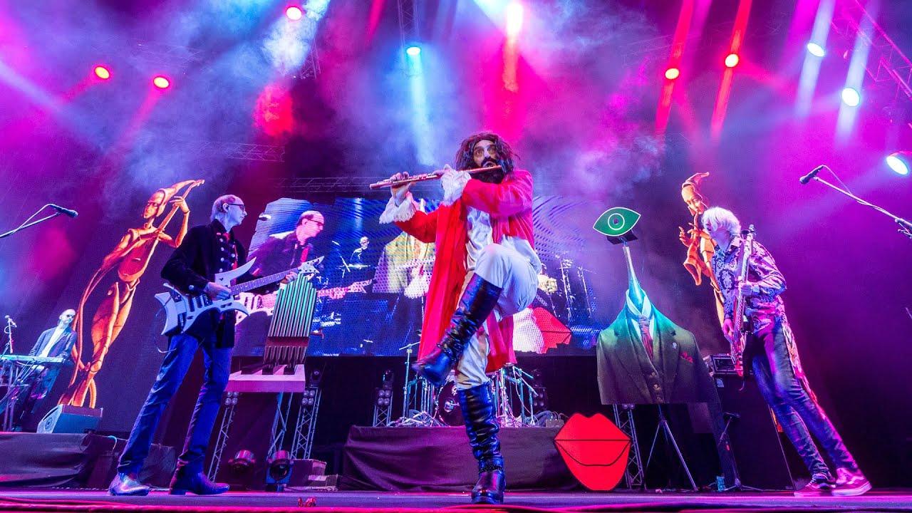 Пикник — Весенний концерт в Санкт-Петербурге (2018)