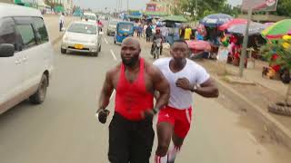MWARABU FIGHTER  - FITNESS