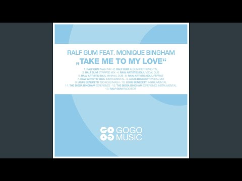 Take Me to My Love (feat. Monique Bingham) (Main Mix)