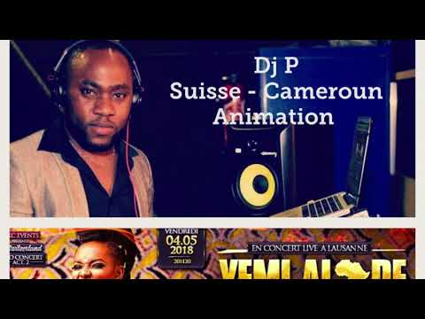 afrobeat camerounais 2016/2017 mix by DJ P de suisse