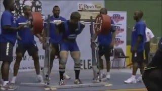 IPF Men's records in squat that will never be broken