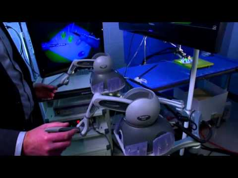 Impact the World: Nebraska - Robotic Surgery