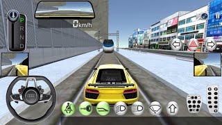 Cars for kids - 3d driving class - car driving simulator | #forkids