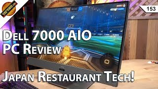 Fastest All-in-One Ever: Dell Inspiron 7000 Ryzen 1700! Toto Toilet Tech, Best RAID for NAS!