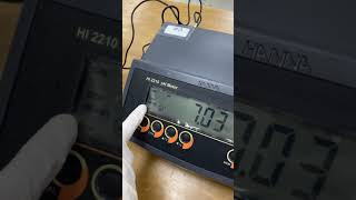 ph meter 사용법