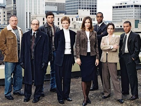 Line of fire 2003 Episode 11 and 12  Eminence Front: Part 1 and Part 2