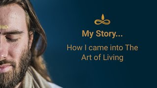 My Story: How I came into Art of Living. A Talk by Swami Purnachaitanya - Hindi