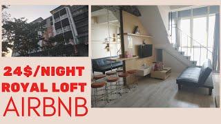Gambar cover Review Airbnb di Royal Residence Surabaya - Royal Loft