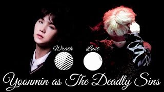 ● FMV - Yoonmin as The Deadly Sins [+18]