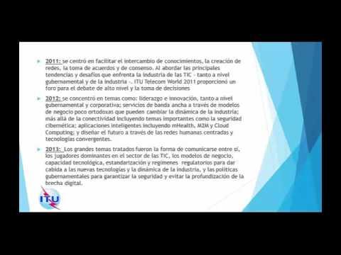 exposicion ITU-Telecom