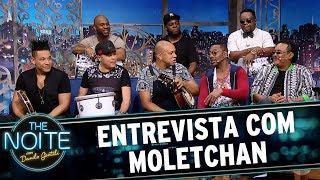 Entrevista com Moletchan | The Noite (27/07/17)