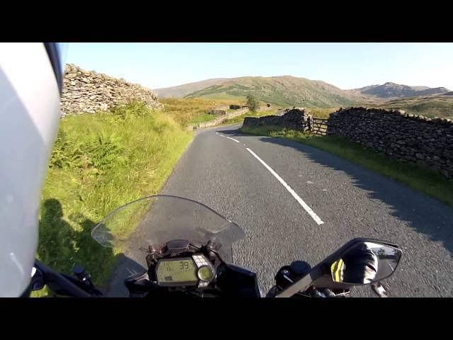 A592 Kirkstone Pass - Lake District