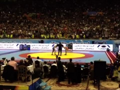 US Wrestling Hopes For Unity, Despite Iran Ban