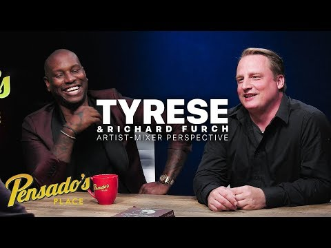 Artist-Mixer Perspective with Tyrese and Richard Furch – Pensado's Place #383