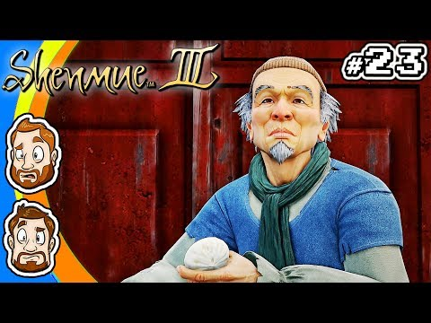 Shenmue III - PART 23: Wine 'n Buns   CHAD & RUSS  