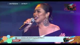(APM2015) Persembahan Hazama, Dayang Nurfaizah & Judika