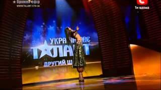 Americas Got Talent (Ukrainian version the best) Alla Kushnir 3