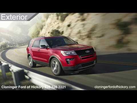 2018 Ford Explorer quotes Gastonia NC