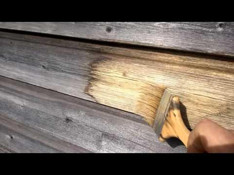 видео: Как работает отбеливатель древесины