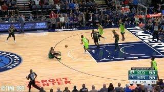 Boston Celtics Defensive Highlights vs Minnesota Timberwolves (12/01/2018)