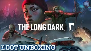 Unboxing The Long Dark Press Kit With My Daughter