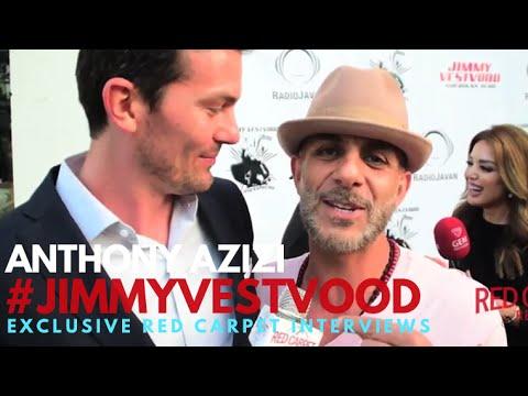 Anthony Azizi ed at the Premiere of Jimmy Vestvood: Amerikan Hero JimmyVestvood