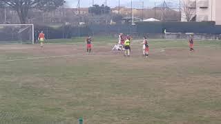 Promozione Girone A Jolly Montemurlo-Tempio Chiazzano 1-2