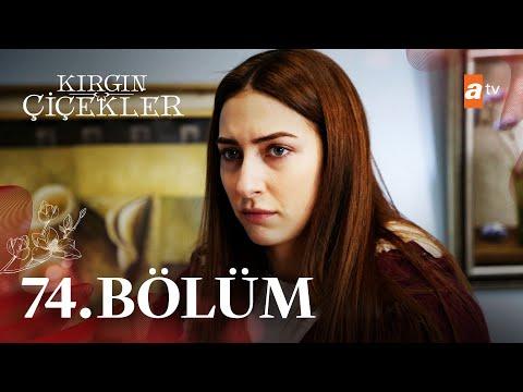 Обиженные цветы турецкий сериал на русском языке 74 серия