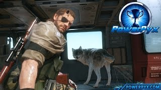 Metal Gear Solid V: The Phantom Pain - How To Recruit D-dog (cry Havoc Trophy / Achievement Guide)