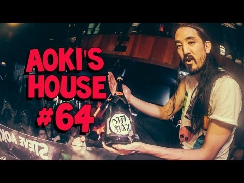 Aoki's House on Electric Area #64 - Best of Dim Mak 2012