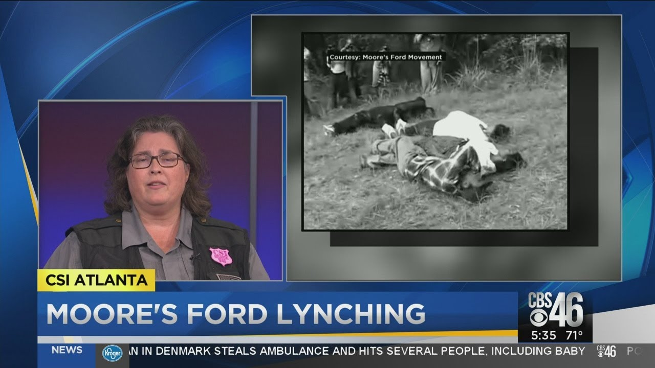 America's last mass lynching