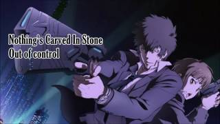 Psycho-Pass OP 2 full - Subtítulos en español - Out of control by Nothing's Carved In Stone