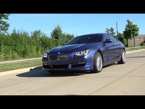 What It's Like To Own An Alpina B6!