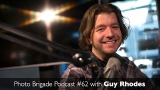Guy Rhodes - On Stills, Video, and Lighting Design - Photo Brigade Podcast #62(On this episode Robert Caplin (http://RobertCaplin.com) chat with his good friend Guy Rhodes (http://GuyRhodes.com), a stellar photographer, videographer, ..., 2015-03-02T17:47:37.000Z)