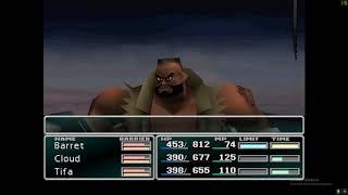 Final Fantasy VII | New Threat v1.5 (Arrange Difficulty) [Barbariccia GT]