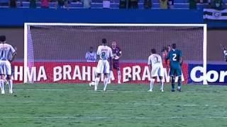 Goiás 5 x 0 Guarani - Campeonato Brasileiro l Série B 2012