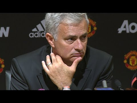Jose Mourinho on Pogba Injury! Manchester United 4-0 Everton PRESS CONFERENCE