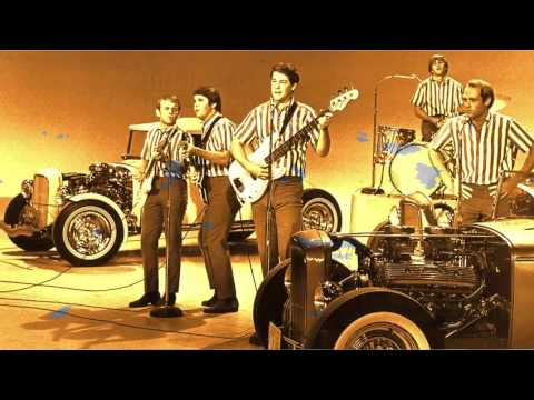 The Beach Boys ‎– Surfin Safari 1962