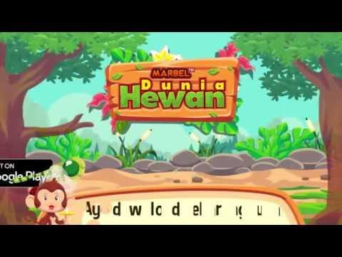 Marbel Dunia Hewan - Game Edukasi Untuk Anak Gratis Download di Android Play Store