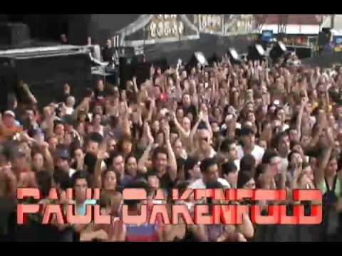 Paul Oakenfold - Opening for Madonna in Buenos Aires 2008
