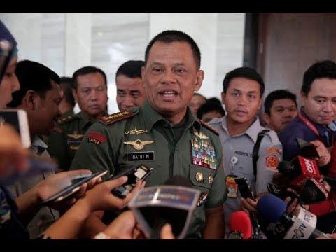 U S  says 'administrative error' blocked Indonesia military chief's travel